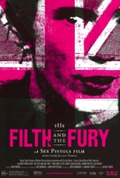 The Filth and the Fury - Movie Poster (xs thumbnail)