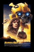 Bumblebee - Danish Movie Poster (xs thumbnail)