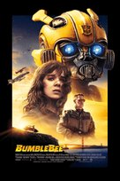 Bumblebee - Danish Movie Poster (xs thumbnail)
