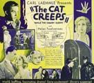 The Cat Creeps - poster (xs thumbnail)