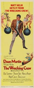 The Wrecking Crew - Movie Poster (xs thumbnail)