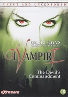 I vampiri - Dutch DVD movie cover (xs thumbnail)