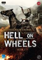 """Hell on Wheels"" - Danish DVD movie cover (xs thumbnail)"