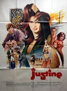 Justine - French Movie Poster (xs thumbnail)