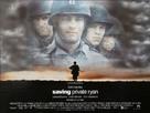 Saving Private Ryan - British Movie Poster (xs thumbnail)