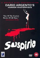 Suspiria - British Movie Cover (xs thumbnail)
