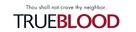 """True Blood"" - British Logo (xs thumbnail)"