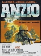 Anzio - French Movie Poster (xs thumbnail)