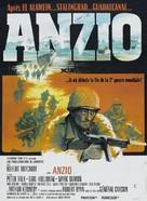 Anzio - French Movie Poster (xs thumbnail)
