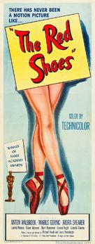 The Red Shoes - Movie Poster (xs thumbnail)