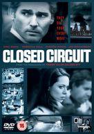 Closed Circuit - British DVD movie cover (xs thumbnail)