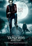 Cirque du Freak: The Vampire's Assistant - Norwegian Movie Poster (xs thumbnail)