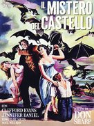 The Kiss of the Vampire - Italian DVD cover (xs thumbnail)