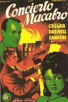Hangover Square - Spanish Movie Poster (xs thumbnail)