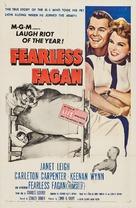 Fearless Fagan - Movie Poster (xs thumbnail)
