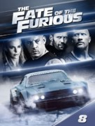 The Fate of the Furious - Movie Cover (xs thumbnail)