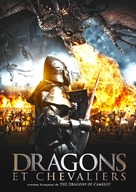 Dragons of Camelot - Canadian DVD cover (xs thumbnail)