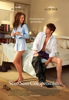 No Strings Attached - Portuguese Movie Poster (xs thumbnail)