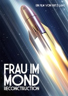 Frau im Mond - German Movie Poster (xs thumbnail)