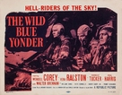 The Wild Blue Yonder - Movie Poster (xs thumbnail)
