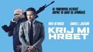 The Hitman's Bodyguard - Slovenian Movie Poster (xs thumbnail)