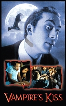 Vampire's Kiss - VHS cover (xs thumbnail)