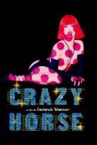 Crazy Horse - French Movie Poster (xs thumbnail)