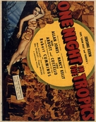 One Night in the Tropics - Movie Poster (xs thumbnail)