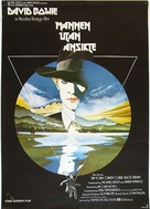The Man Who Fell to Earth - Swedish Movie Poster (xs thumbnail)