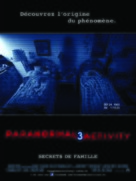 Paranormal Activity 3 - French Movie Poster (xs thumbnail)