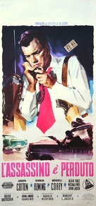 The Killer Is Loose - Italian Movie Poster (xs thumbnail)