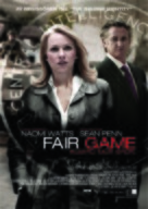 Fair Game - Swedish Movie Poster (xs thumbnail)