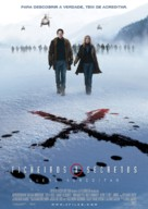 The X Files: I Want to Believe - Portuguese Movie Poster (xs thumbnail)