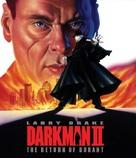 Darkman II: The Return of Durant - Movie Cover (xs thumbnail)