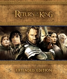 The Lord of the Rings: The Return of the King - Blu-Ray cover (xs thumbnail)