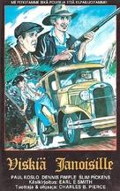 Bootleggers - Finnish VHS cover (xs thumbnail)
