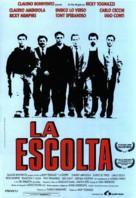 La scorta - Spanish Movie Poster (xs thumbnail)