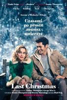 Last Christmas - Polish Movie Poster (xs thumbnail)