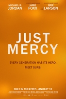 Just Mercy - Canadian Movie Poster (xs thumbnail)