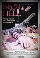 Goremet, Zombie Chef from Hell - Movie Poster (xs thumbnail)