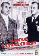 Amore e chiacchiere - Italian Movie Cover (xs thumbnail)