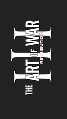 The Art of War III: Retribution - Logo (xs thumbnail)