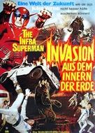Jung-Gwok chiu-yan - German Movie Poster (xs thumbnail)