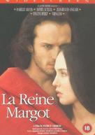 La reine Margot - British DVD cover (xs thumbnail)