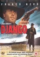 Django - British DVD movie cover (xs thumbnail)