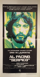 Serpico - Italian Movie Poster (xs thumbnail)