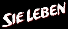 They Live - German Logo (xs thumbnail)