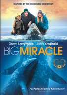 Big Miracle - DVD movie cover (xs thumbnail)