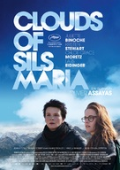 Clouds of Sils Maria - German Movie Poster (xs thumbnail)