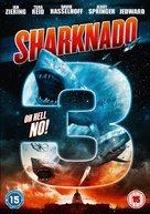 Sharknado 3 - British Movie Cover (xs thumbnail)